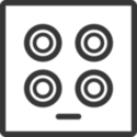 Cooker Hob Repairs Icon